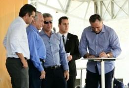 Cartaxo é convidado a assinar ordem de serviço para terceira faixa BR-230
