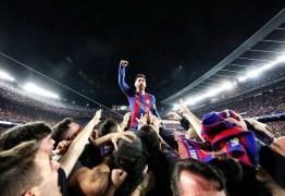 VIRADA – Barça se classifica para a próxima fase da Champions League