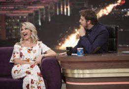 Antonia Fontenelle fala sobre a divisão da herança do ex-marido Marcos Paulo em programa de TV