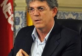 Ricardo irá a Cajazeiras no sábado dar início as audiências do Orçamento Democrático Estadual