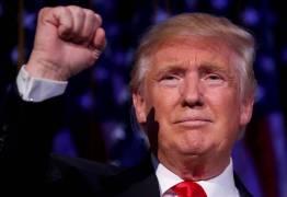 """Trump declara: """"Tenho enorme respeito pelas mulheres e pelos múltiplos papéis que desempenham."""""""
