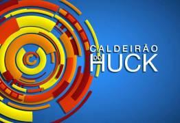 CALDEIRÃO – Primeiro programa da temporada homenageará celebridades