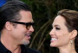 Após separação, Angelina Jolie e Brad Pitt voltam a se falar
