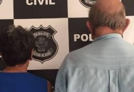 PRISÃO – Casal de idosos é suspeito de abusar neta e bisnetas
