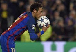 Neymar é o brasileiro mais indisciplinado da temporada europeia