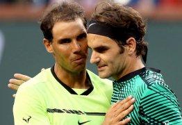 Federer vence Nadal e passa de fase em Indian Wells