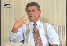 HISTÓRIA DA TRANSPOSIÇÃO: vídeo mostra o 'Poeta' lutando pela transposição no Senado