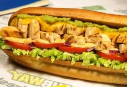Estudo canadense revela que frango do Subway é feito de soja