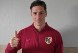 Fernando Torres diz não lembrar de jogada que o deixou inconciente