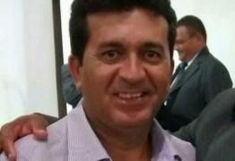 Vereador é eleito pela terceira vez presidente de Câmara Municipal do Sertão