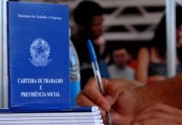 Paraíba tem 220 mil desempregados no primeiro trimestre de 2017, diz IBGE