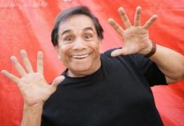Dedé Santana confirma participação em remake de 'Os trapalhões' e volta ao teatro