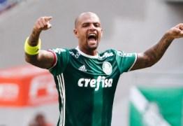Após ser campeão, Felipe Melo relembra 2017 difícil e faz declarações de amor ao Palmeiras