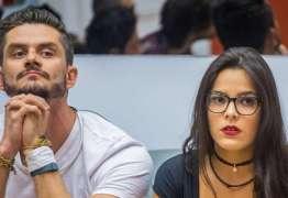 BBB17: Marcos quer fim do namoro e deve manter distância de Emilly