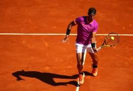 Rafael Nadal se classifica para semifinal em Roland Garros e põe mão na taça