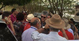 ricardo boqueirão 300x156 - Governador vai até Boqueirão e diz que chegada das águas é uma dádiva