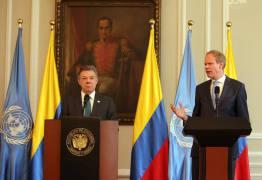 COLÔMBIA: Dissidentes das Farc sequestram funcionário da ONU