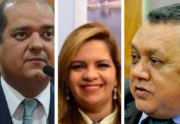 RANKING 2017: Bruno, Raisa e Chico do Sindicato são os vereadores veteranos mais produtivos da Câmara de João Pessoa
