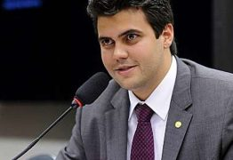 Wilson Filho recebe título de cidadão de Bernardino Batista e visita municípios