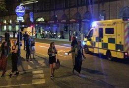 Explosões deixam feridos em concerto de Ariana Grande na Inglaterra