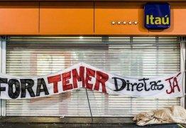 A FOTO: O Itaú, que apoiou o golpe, o mendigo e o grito preso na garganta
