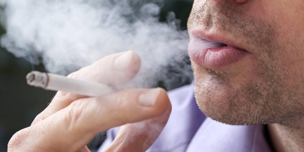 fumante - Cigarro, álcool e HPV aumentam risco de câncer de cabeça e pescoço