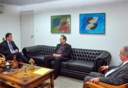 TCE elogia Gervásio por instalação do Centro Administrativo da ALPB
