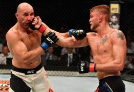UFC: brasileiro é nocauteado e dá adeus ao sonho de cinturão