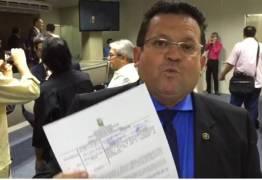 """CORRUPÇÃO: Vereador diz que prefeitura de Campina Grande tem a sua """"Odebrecht de estimação"""""""