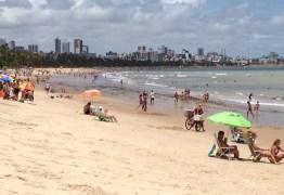 Sudema classifica 44 praias do litoral paraibano como próprias para banho