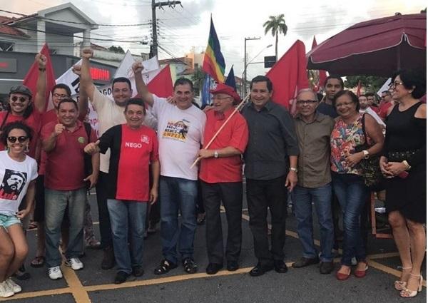 protesto jp - Veja imagens de protestos contra Temer em todo o Brasil