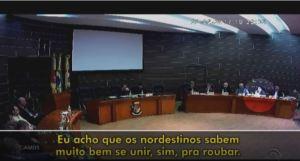 """sabem roubar 300x161 - VEJA VÍDEO: Vereadora Gaúcha afirma que: """"nordestinos não sabem falar, mas sabem roubar!"""