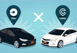 Cabify ou Uber, qual a melhor? Conheça as diferenças entre os serviços