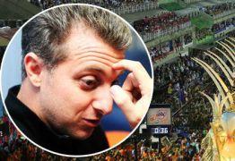 Internet não perdoa Luciano Huck e cria samba-enredo em homenagem ao apresentador