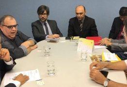 Rômulo Gouveia participa de sessão do Parlasul e tem reunião com Banco do Brasil na PB