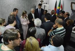 Novo arcebispo da Paraíba visita Câmara Municipal da Capital