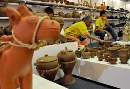 26º Salão de Artesanato da Paraíba já movimentou mais de R$ 60 mil em vendas