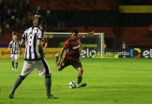 1496285038134 sportttttt 300x206 - Botafogo empata com Sport na estreia de Luxa e avança às quartas da Copa BR