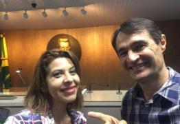Romero admite criar secretaria em CG para abrir vaga para Eliza Virgínia na AL