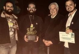 Agência da Paraíba ganha principal prêmio em festival mundial de publicidade