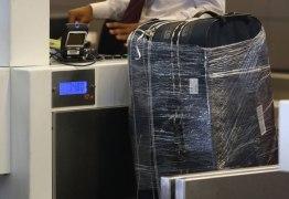 Aeroporto de JP terá ato contra cobrança de bagagens