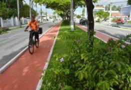 Obras na Beira Rio avançam e extensão da ciclovia já atinge 3 mil metros