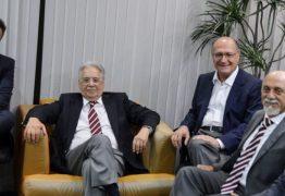 Através de notas prefeitos escancaram o racha dentro do PSDB