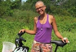 Corpo de baiana que morreu em viagem de bicicleta para o Alasca será velado nesta quarta- feira