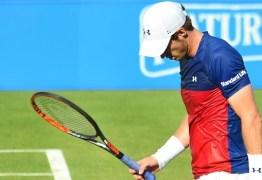 Andy Murray é eliminado na primeira partida do Australia Open