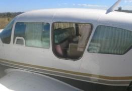 Avião com 500 quilos de cocaína é interceptado pela FAB