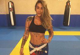 Ex – panicat se torna lutadora e encara até Mundial de jiu-jítsu