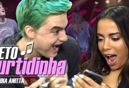 HILÁRIO: Felipe Neto faz paródia da nova música de Anitta