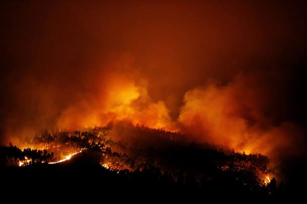 incendio portugal - Ministério Público abre investigação sobre causas de incêndio em Portugal