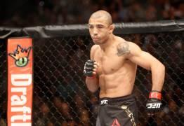 Após desistência de Cub Swanson, José Aldo admite possibilidade de lutar no UFC Ceará